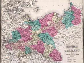 Kerajaan Prussia pada tahun 1815 ke tahun 1918