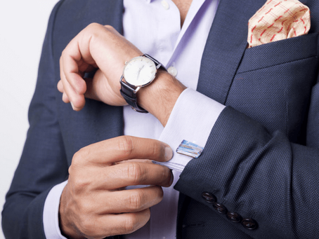 6 Reasons Men Wear Watch (4 - 6)