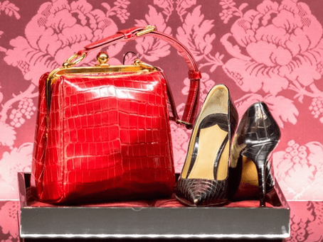 The Psychology behind Designer Handbags