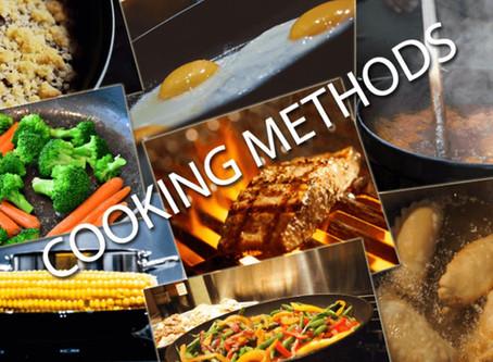 Mengulas beberapa teknik memasak yang biasa digunakan dalam kehidupan sehari-hari