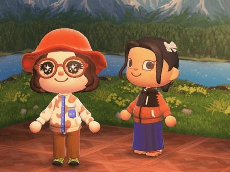 Animal Crossing sebagai Tempat Kita Ber-fashion Ria