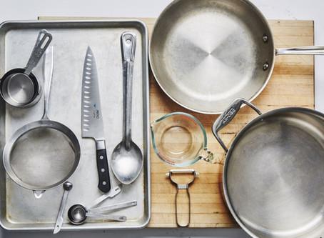 Perlengkapan dasar dalam memasak sehari-hari (Part 2)