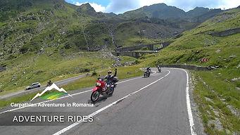 Adventuring riding in the Romanian Carpathian Mountains with Carpathian Adventures in Romania
