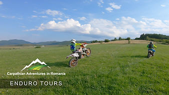 World's best dirt bike enduro tours. Let Carpathian Adventures in Romania help you have the dirt bike / enduro tour adventure of your lifeime in the scenic Carpathian Mountains of Romania. Home of the legendary Red Bull Romaniacs.