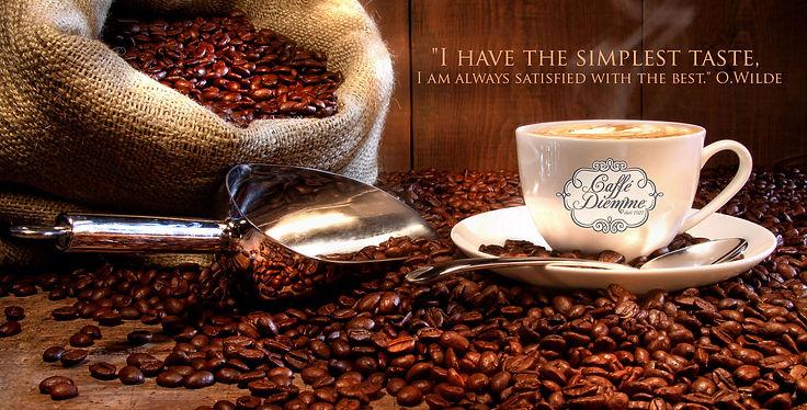 קפה ויקולו בר קפה לאירועים, קפה דיאמה