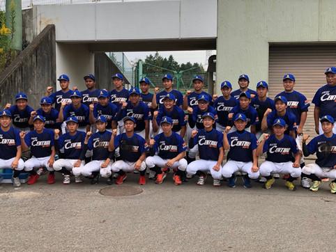 府県選抜大会の代表チームに3名が選出されました!