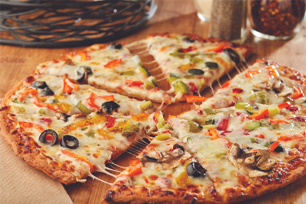 Cauliflower Gluten-Free Pizza