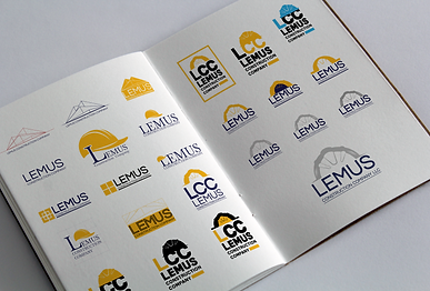 Lemus Construction Co Logo Drafts.png