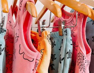 Lovely Stitches Clothing Co & L+E Fabrics
