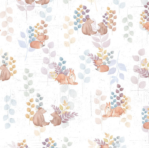 Fall Collection - Fall Woodland