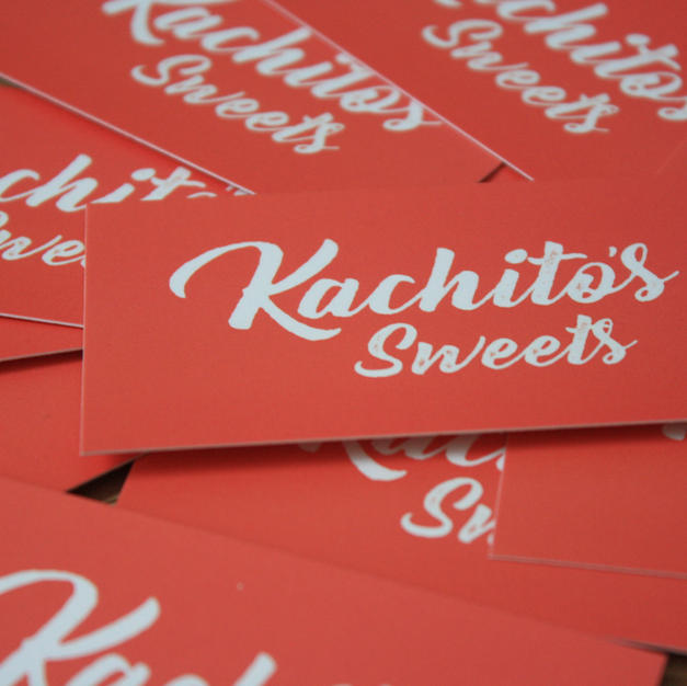 Kachito's Sweets Business Cards
