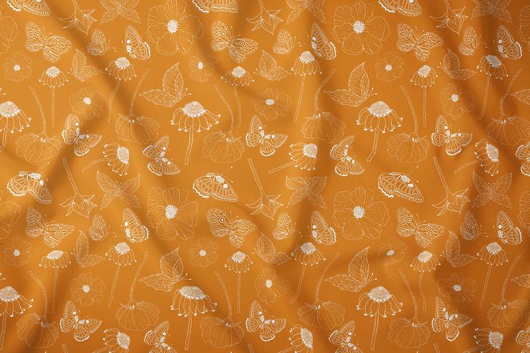 Butterflies-+-Cosmos-+-Echinacea-Boho-Fabric-Mock.png