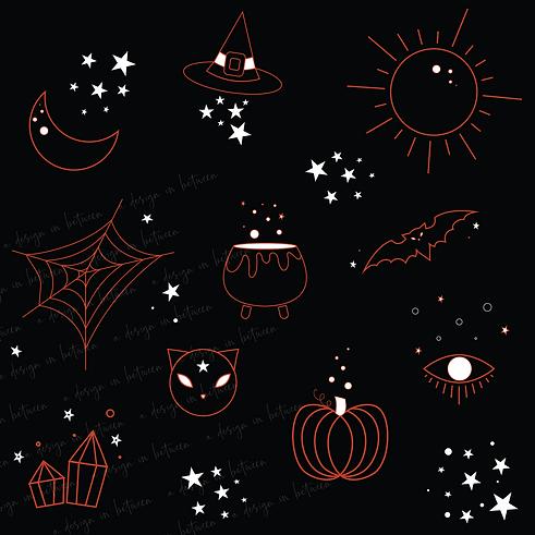 Halloween Night Collection