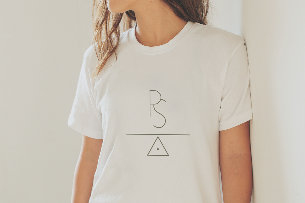 Proper Spaces T-shirt Mockup
