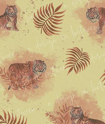 Tigers + Palms