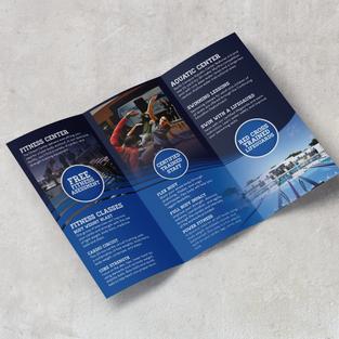 MDC Aquatic + Fitness Center Brochure