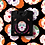 Thumbnail: Sugar Skull Pink Crest Organic Tee Unisex