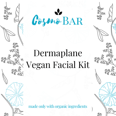 Dermaplane Vegan Facial Kit