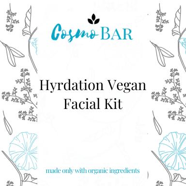 Hydration Vegan Facial Kit