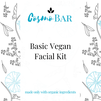 Basic Vegan Facial Kit