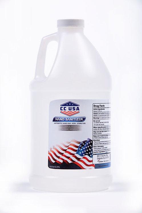 CC USA Best Gel 70% Hand Sanitizer