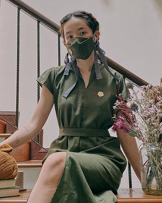 Midnight Mask [Army Green]