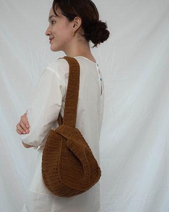 Fire Flower Crochet Bag