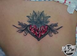 Custom Ruby Gem Tattoo