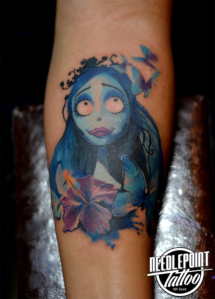 custom corpse bride