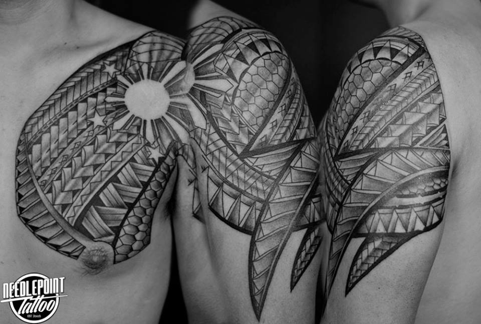 Philippine Tribal Tattoo