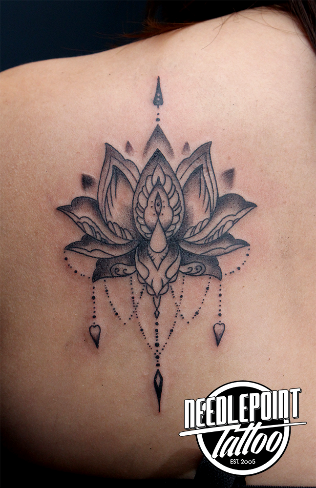 custom lotus