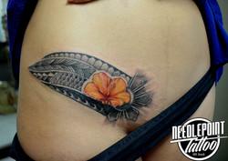 Custom Philippines tattoo