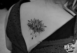 Custom Mandala tattoo