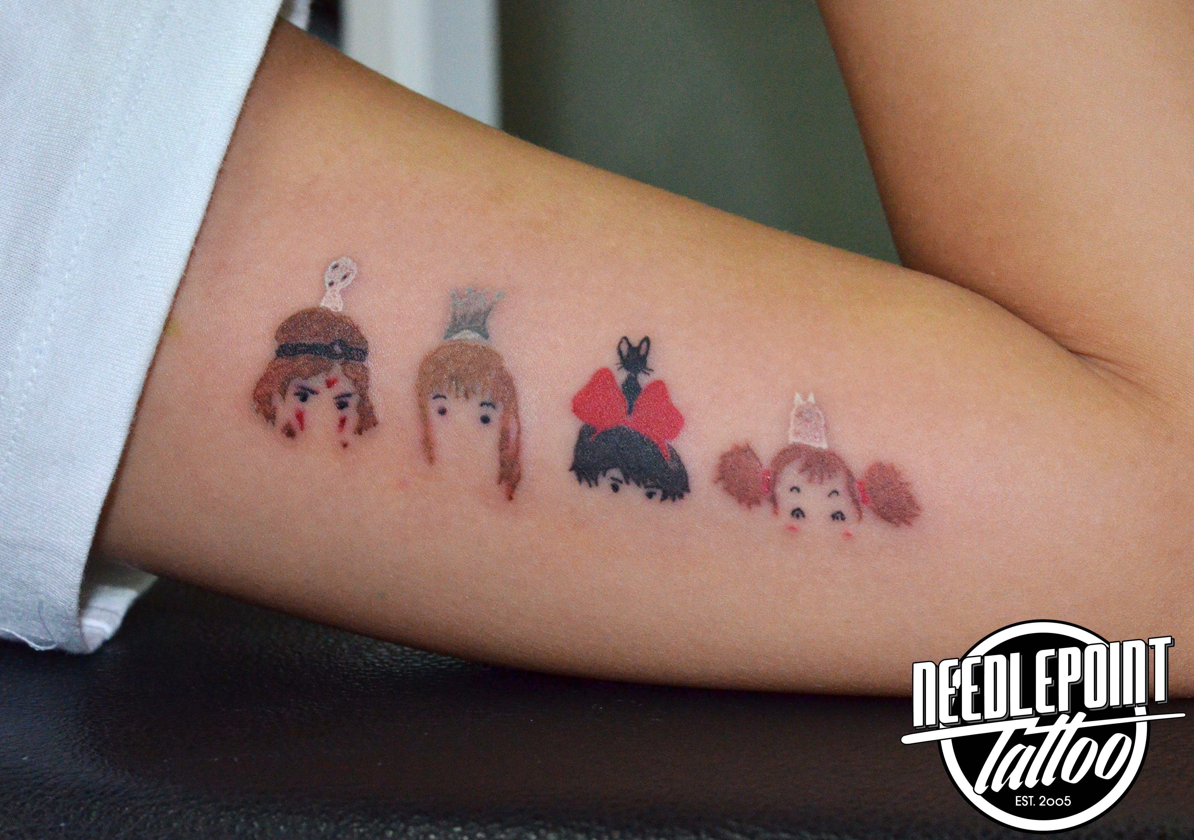 Studio Ghibli Girls