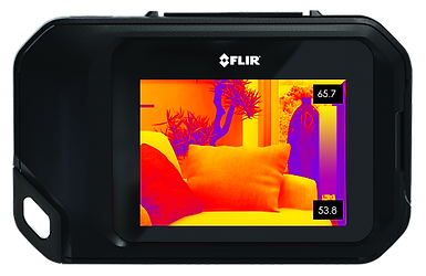 Oregon Home Inspection Thermal Imaging