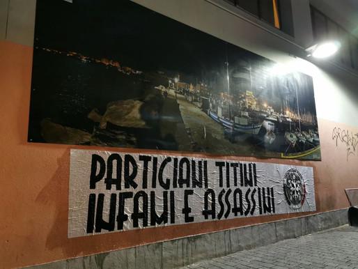 CasaPound contro revisionismo e negazionismo delle Foibe