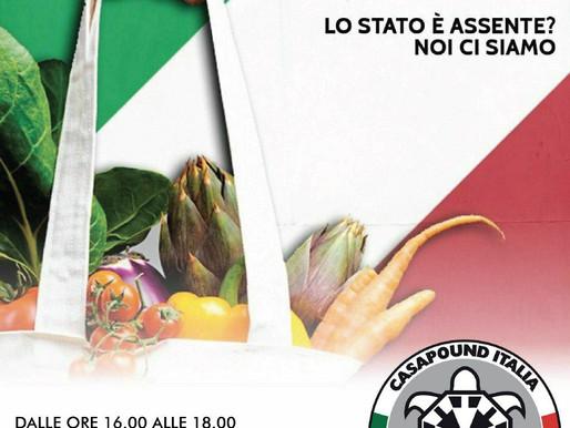 Distribuzione alimentare a Udine