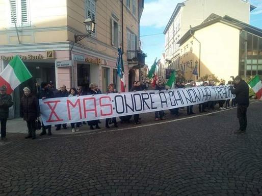 X MAS a Gorizia: la commemorazione disturbata da ANPI