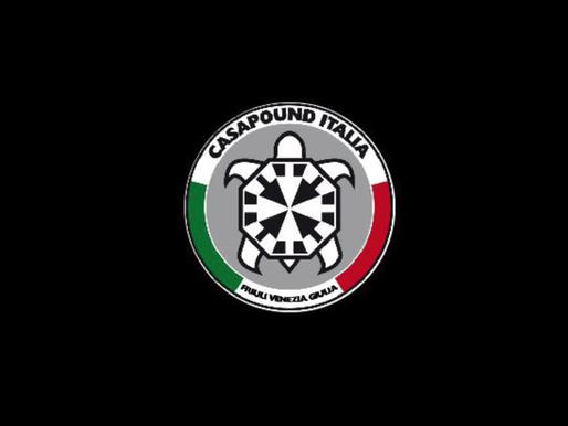 Friuli-Venezia Giulia: CasaPound irrompe in aula del Consiglio Regionale.