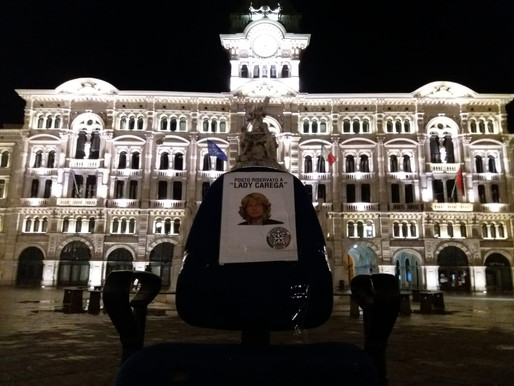 Marina Monassi presidente di Trieste Trasporti