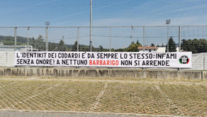 Tombe dei caduti profanate a Nettuno, striscioni di CasaPound in tutta Italia.