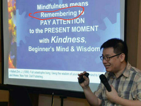 Remembering Mindfulness: How To Program A Mindful Attitude