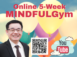 Online 5-Week MINDFULGym Course (Foundation Level)