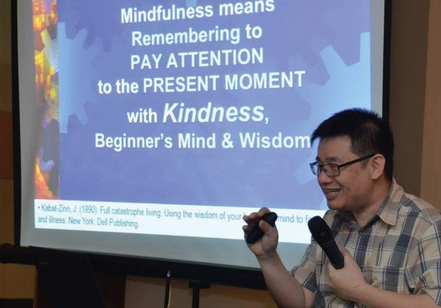 MINDFULGym: What is Mindfulness?