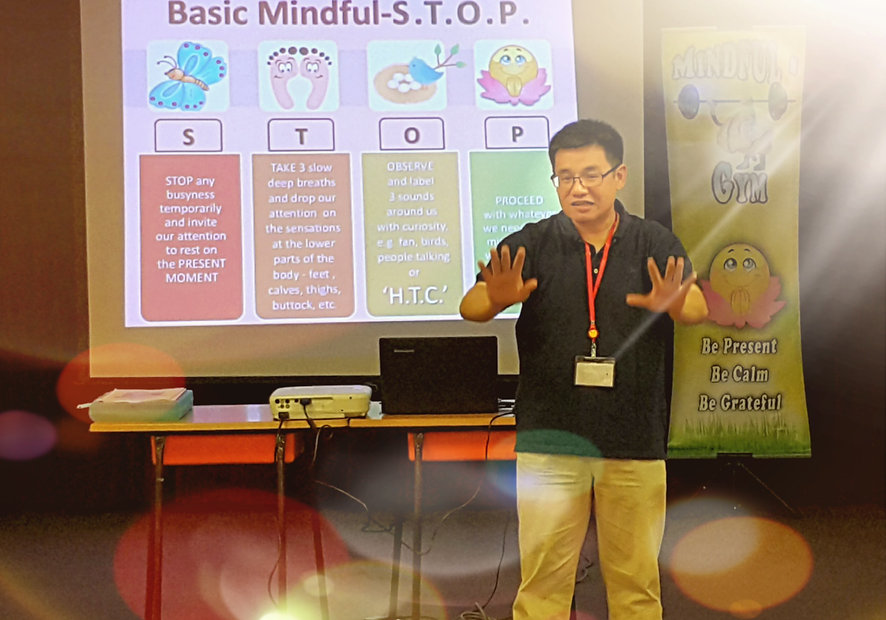 MINDFULGym: Mindful-STOP