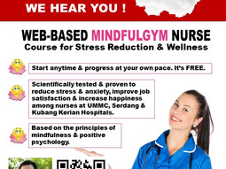 FREE Web-Based MINDFULGym for Nurses