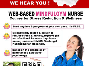 FREE Web-Based MINDFULGym for Nurses
