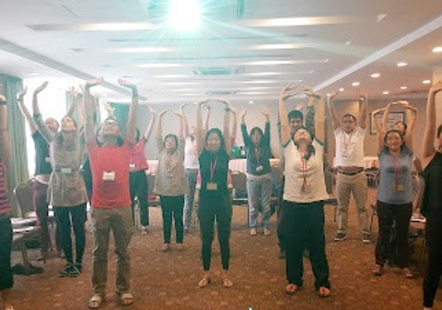 MINDFULGym: Mindful Body Stretching