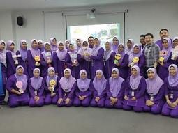 MINDFULGym in Kelantan Land