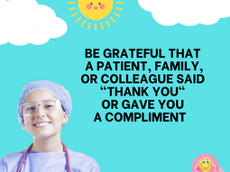 Gratitude Cards For  Healthcare Professionals
